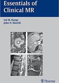 Essentials of Clinical MR, 1e (Original Publisher PDF)