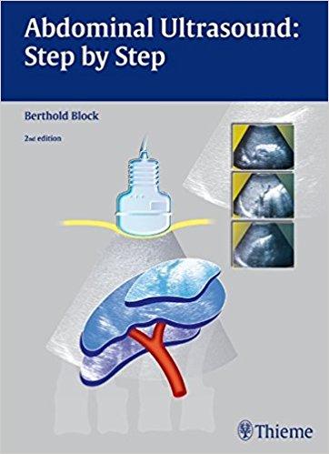 Abdominal Ultrasound: Step by Step, 2e (Original Publisher PDF)