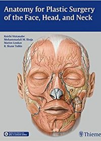 Anatomy for Plastic Surgery of the Face, Head, and Neck, 1e (Original Publisher PDF)