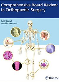 Comprehensive Board Review in Orthopaedic Surgery, 1e (Original Publisher PDF)