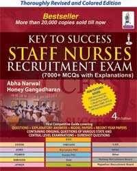 Key to Success Staff Nurses Recruitment Exam, 4e (True PDF)