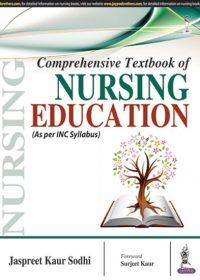 Comprehensive Textbook of Nursing Education, 1e (True PDF)