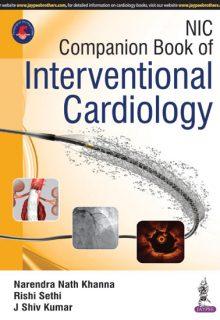 NIC Companion Book of Interventional Cardiology, 1e (True PDF)