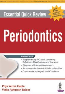 Periodontics, 1e (True PDF)