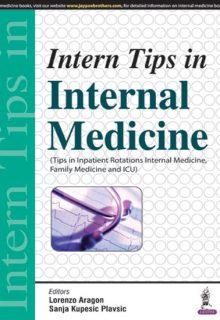 Intern Tips in Internal Medicine, 1e (True PDF)