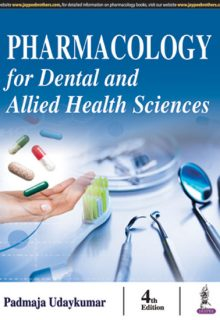 Pharmacology for Dental and Allied Health Sciences, 4e (True PDF)