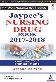 Jaypee's Nursing Drugbook 2017-2018, 2e (True PDF)
