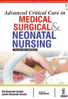 Advanced Critical Care in Medical, Surgical & Neonatal Nursing, 1e (True PDF)