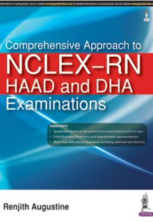 Comprehensive Approach to NCLEX-RN, HAAD and DHA Examinations, 1e (True PDF)