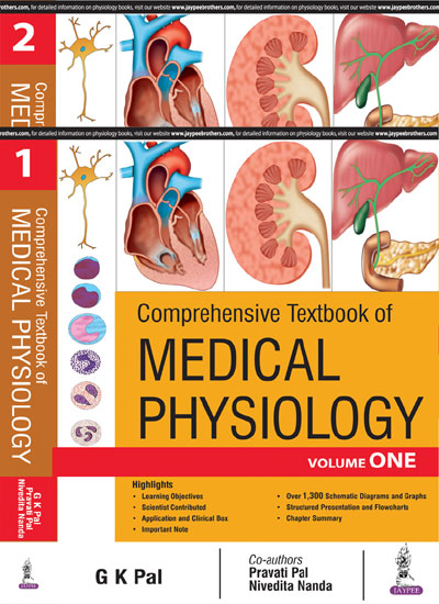 Comprehensive Textbook of Medical Physiology (Volume 2), 1e (True PDF)