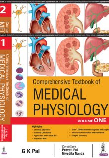Comprehensive Textbook of Medical Physiology (Volume 1), 1e (True PDF)