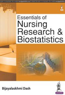 Essentials of Nursing Research & Biostatistics, 1e (True PDF)