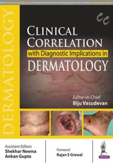 Clinical Correlation with Diagnostic Implications in Dermatology, 1e (True PDF)