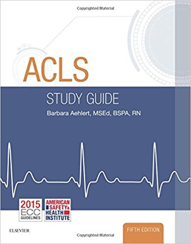 ACLS Study Guide, 5e (EPUB)
