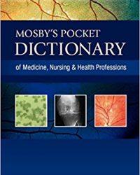Mosby's Pocket Dictionary of Medicine, Nursing & Health Professions, 8e (EPUB)