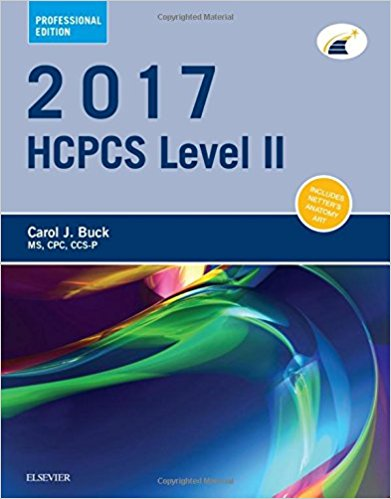2017 HCPCS Level II Professional Edition, 1e (Original Publisher PDF)