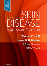 Skin Disease: Diagnosis and Treatment, 4e (Original Publisher PDF)