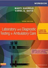 Workbook for Laboratory and Diagnostic Testing in Ambulatory Care: A Guide for Health Care Professionals, 3e (Original Publisher PDF)
