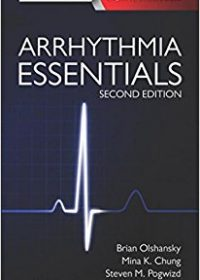 Arrhythmia Essentials, 2e (Original Publisher PDF)