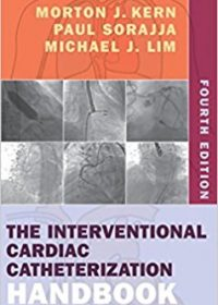 The Interventional Cardiac Catheterization Handbook, 4e (Original Publisher PDF)