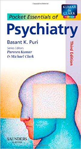 Pocket Essentials of Psychiatry, 3e (EPUB)
