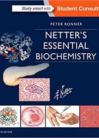 Netter's Essential Biochemistry, 1e (Netter Basic Science) (Original Publisher PDF)