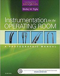 Instrumentation for the Operating Room: A Photographic Manual, 9e (Original Publisher PDF)