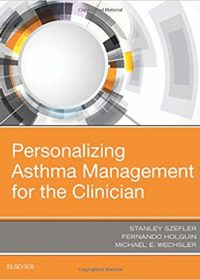 Personalizing Asthma Management for the Clinician, 1e (Original Publisher PDF)