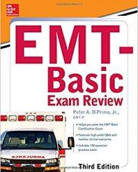 McGraw-Hill Education's EMT-Basic Exam Review, 3e (Original Publisher PDF)