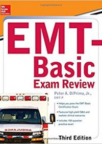 McGraw-Hill Education's EMT-Basic Exam Review, 3e (Original Publisher PDF)