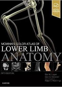 McMinn's Color Atlas of Lower Limb Anatomy, 5e (Original Publisher PDF)