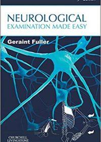 Neurological Examination Made Easy, 5e (Original Publisher PDF)