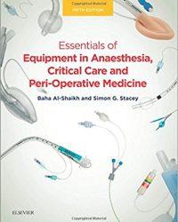 Essentials of Anaesthetic Equipment, 5e (Original Publisher PDF)