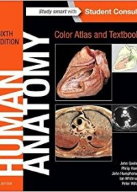 Human Anatomy, Color Atlas and Textbook, 6e (Original Publisher PDF)