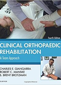 Clinical Orthopaedic Rehabilitation: A Team Approach, 4e (Original Publisher PDF)