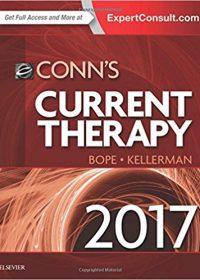 Conn's Current Therapy 2017, 1e (Original Publisher PDF)