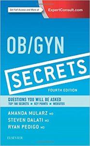 Ob/Gyn Secrets, 4e (Original Publisher PDF) – Medsouls