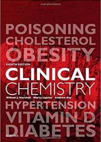 Clinical Chemistry, 8e (Original Publisher PDF)