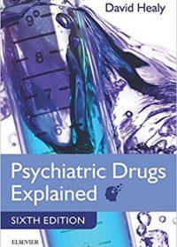 Psychiatric Drugs Explained, 6e (Original Publisher PDF)
