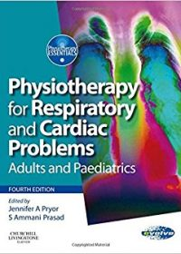 Physiotherapy for Respiratory and Cardiac Problems: Adults and Paediatrics, 4e (EPUB)