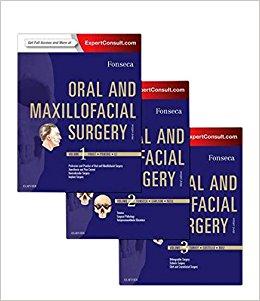 Oral and Maxillofacial Surgery: 3-Volume Set, 3e (Original Publisher PDF)