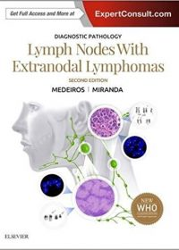 Diagnostic Pathology: Lymph Nodes and Extranodal Lymphomas, 2e (Original Publisher PDF)
