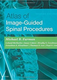 Atlas of Image-Guided Spinal Procedures, 2e (Original Publisher PDF)