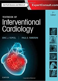 Textbook of Interventional Cardiology, 7e (Original Publisher PDF)