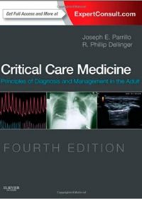 Critical Care Medicine: Principles of Diagnosis and Management in the Adult, 4e (Original Publisher PDF)