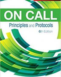 On Call Principles and Protocols, 6e (Original Publisher PDF)
