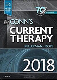 Conn's Current Therapy 2018, 1e (True PDF)