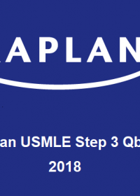 Kaplan USMLE Step 3 2018 Qbank (Testbanks)
