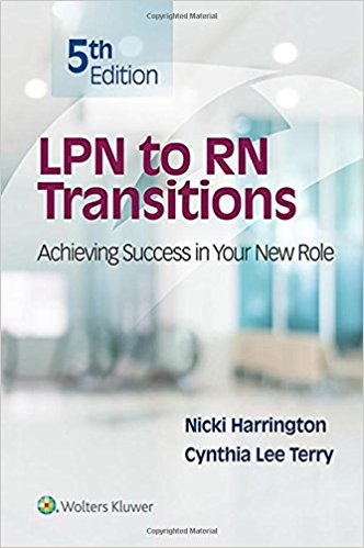 LPN to RN Transitions: Achieving Success in your New Role, 5e (EPUB)