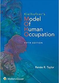Kielhofner's Model of Human Occupation: Theory and Application, 5e (EPUB)